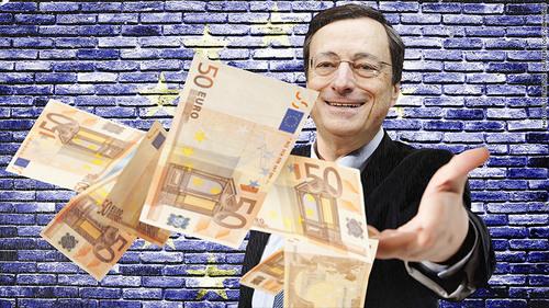 ECB maakt 80 miljard euro per maand