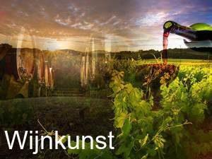 Wijnkunst, passie in wijnen
