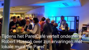Parelcafe met Robert Husson